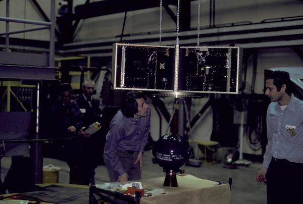 007 Testing: Spin Balance, Wallops Feb 80