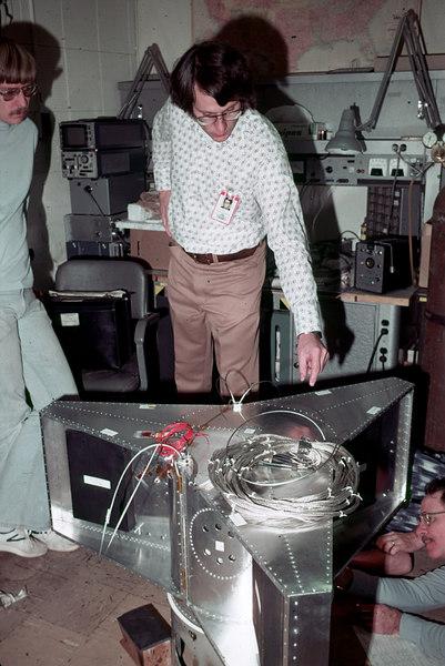007 Testing: Vibration: JPL 78