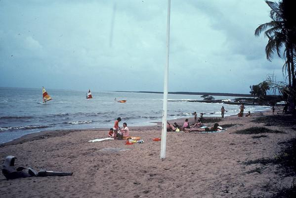 015 The Beach