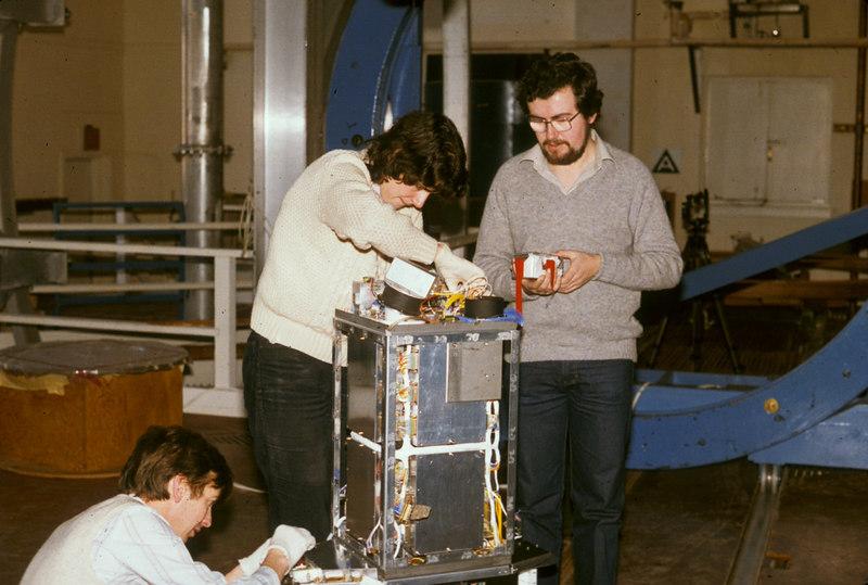 Stephen Hodgart on right, James Miller? kneeling