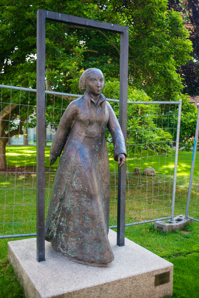 Luther's wife, Katharina von Bora.