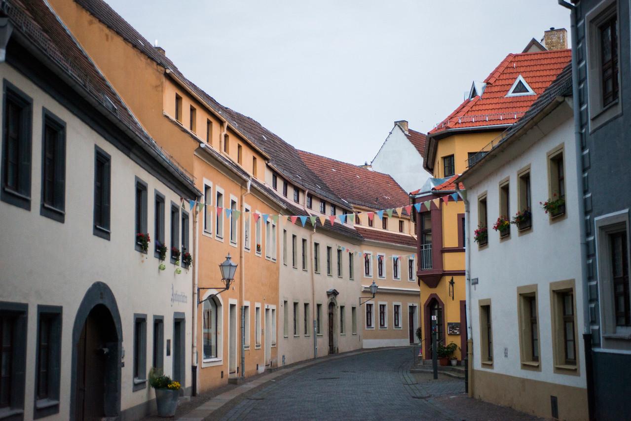 Torgau street.