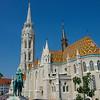 Mathias Church (also known as the Church of Our Lady).