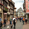 Down the main street from Zum Riesen.