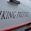 The Viking Prestige, one year old in 2012.