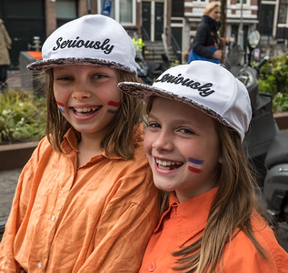 KING'S DAY KIDS