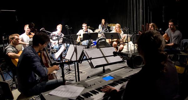 The Verona Project - Rehearsal Photos