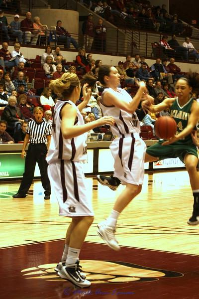 2010-01-15 Lady Griz 77 vs. Sacramento State 61