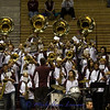 The 2010-2011 Pep Band. They are fantastic!