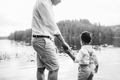 AN & Family//Muskoka, North Bay Family Photos, ©KateHood.com, 2016