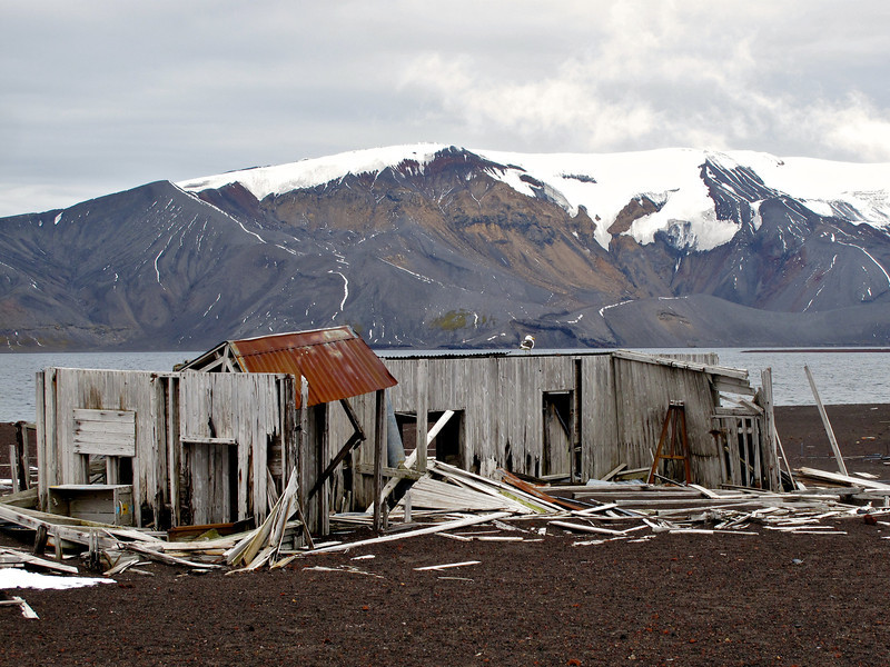 In the 1940s and 1950s, Argentina contested control of Deception Island with the UK with some removals of the sovereign flag and temporary occupation of the island.
