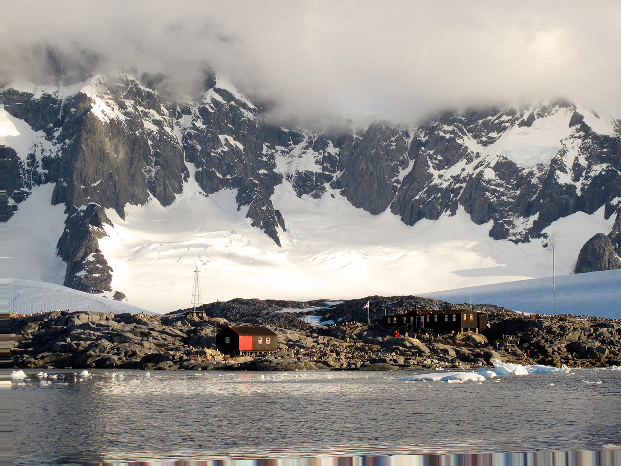 Port Lockroy was named after Edouard Lockroy, a French politician and Vice President of the Chamber of Deputies, who assisted Jean-Baptiste Charcot in obtaining government support for the French expedition.