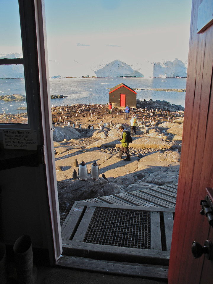In 1996 Port Lockroy was renovated and is now a museum and post office operated by the United Kingdom Antarctic Heritage Trust. It is designated as Historic Site no. 61 under the Antarctic Treaty and one of the most popular tourist destinations in Antarctica.