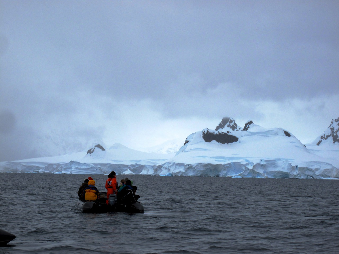 Neko Harbour is an inlet on the Antarctic Peninsula on Andvord Bay, situated on the west coast.