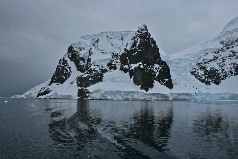 Lemaire Channel is a strait off Antarctica, located between the mainland's Antarctic Peninsula and Booth Island.