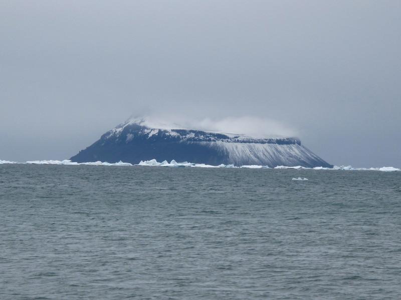 Vega Island in the distance.