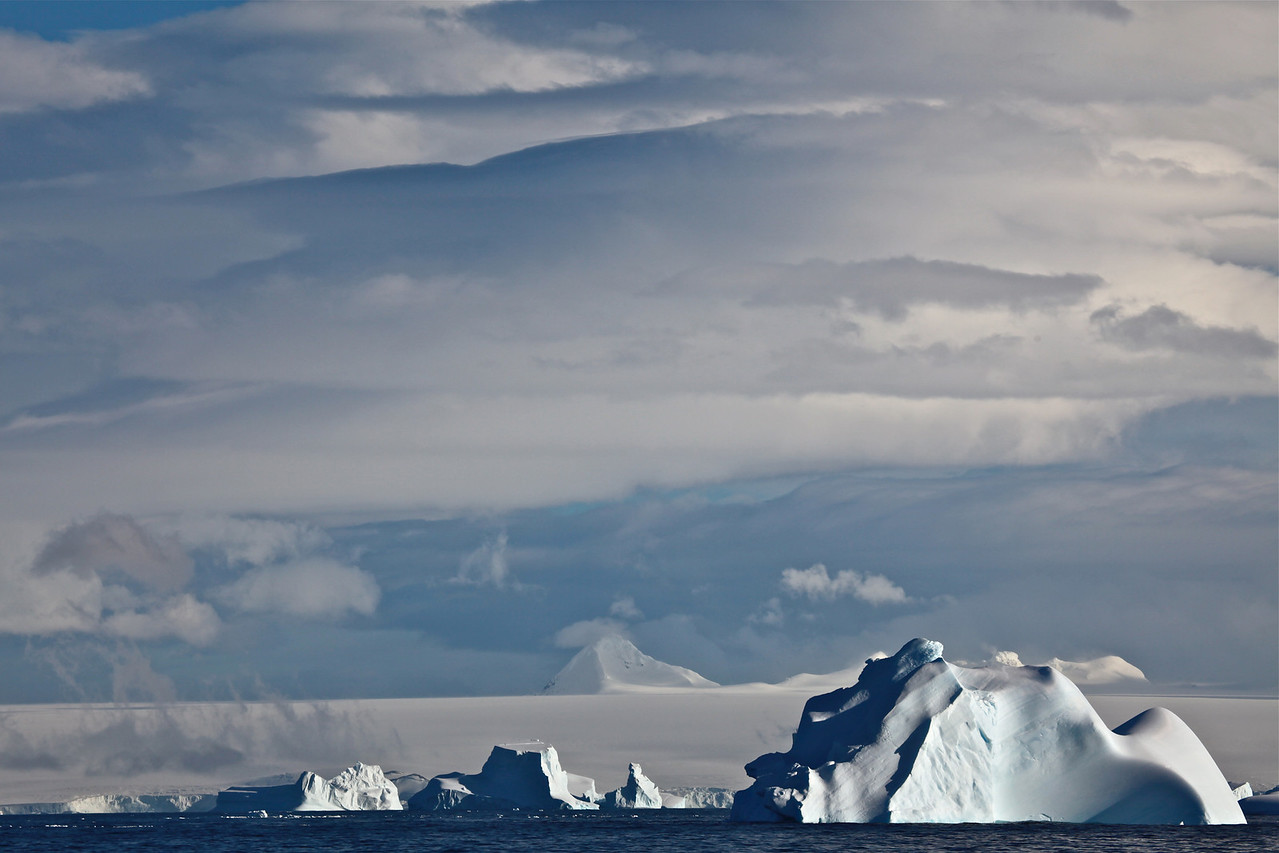 """The shape of the under water portion can be difficult to judge by looking at the portion above the surface. This has led to the expression """"tip of the iceberg"""", generally applied to a problem or difficulty, meaning that the visible trouble is only a small manifestation of a larger problem."""