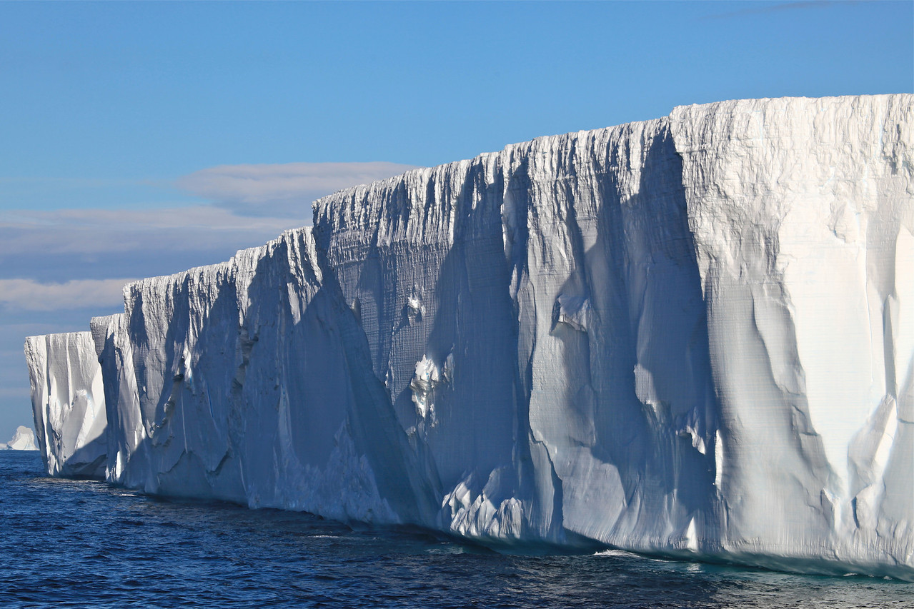 Icebergs are monitored worldwide by the U.S. National Ice Center (NIC), established in 1995, which produces analyses and forecasts of Arctic, Antarctic, Great Lakes and Chesapeake Bay ice conditions.