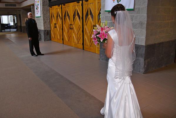 ANA & RYAN'S WEDDING DAY
