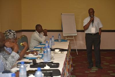 Cassava Summit Panelist Brainstorming Session