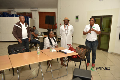 Media Training for Partners for Peace State Chapter members