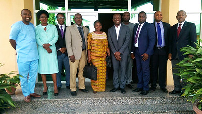 PIND Engagement with Representatives of Cross Rivers State Government