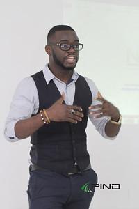 Dayo Ibitoye talking about NDLink