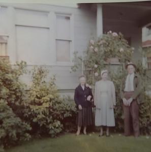 Agnes Sedy, Norma Sedy, Joseph Sedy