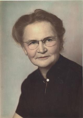 Agnes Sedy