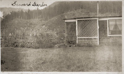 Aurthur LeCoump and Agnes Sedy LeCoump   house in Seward, Alaska