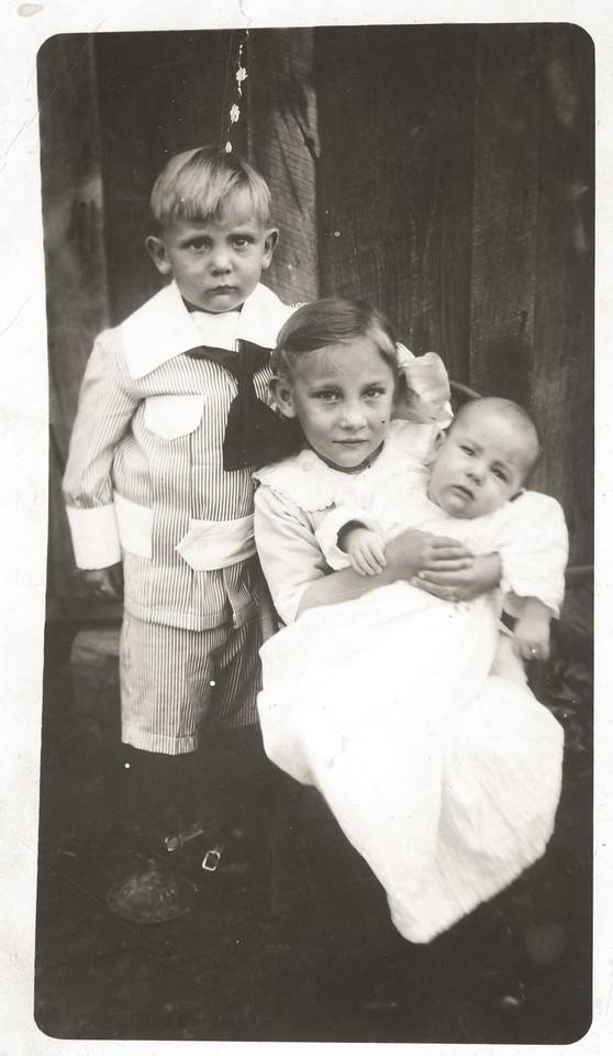 William Green Drury's children