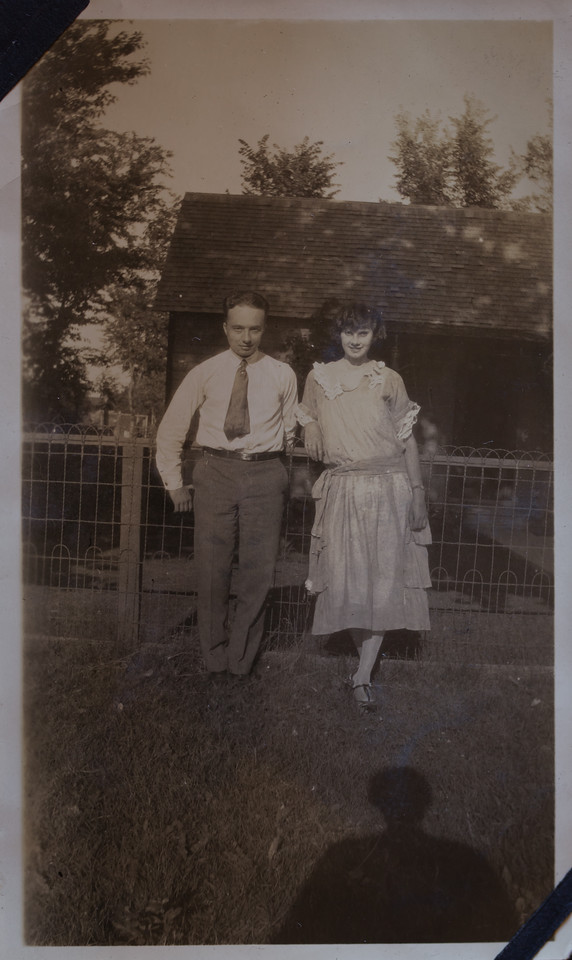 Charles Vephon and Helen