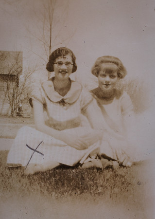 Helene Kindsvater and Marie Soderberg