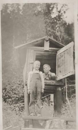Art LeCoump, Jr. and Robert LeCoump