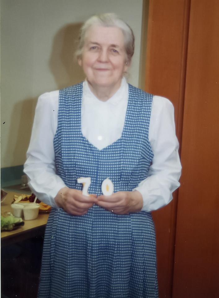 Norma Sedy