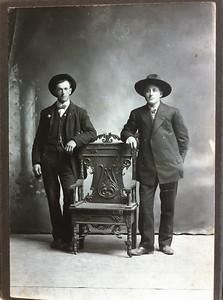 Joseph Sedy, Louis Fencal