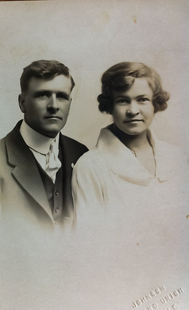Helmer and Emmily Johnson