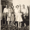 John and Nellie Akemann family (6 children)