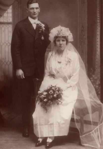 John & Nellie Akemann