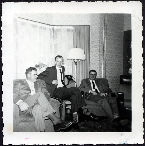 George, Merlyn, Harland