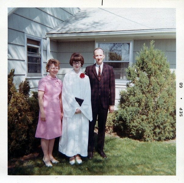 Judy's Confirmation