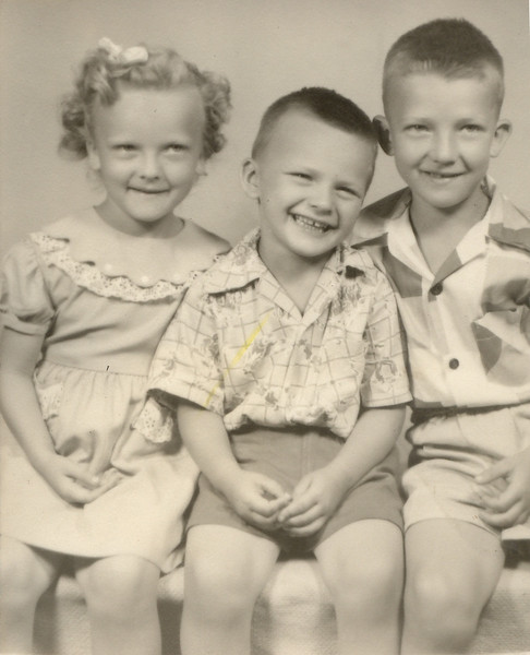 Janet, James, John Akemann