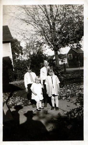 Elmer, Maynard, Mertis & Arlene