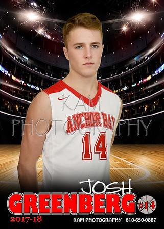 ANCHOR BAY HIGH SCHOOL BOYS BASKETBALL