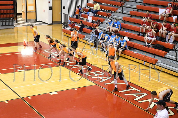 ANCHOR BAY HIGH SCHOOL DODGE-BALL TOURNAMENT