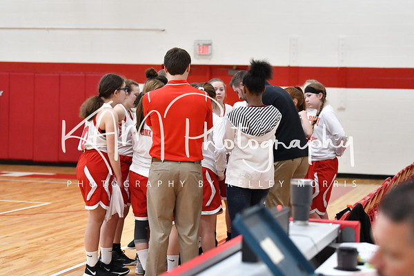 2020 ANCHOR BAY MIDDLE SCHOOL GIRLS BASKETBALL