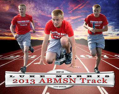 2013 ABMSN Track