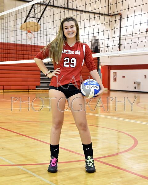 2017 Abmsn 8th Grade Volleyball Kamphotography