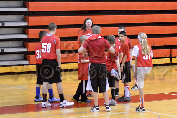 2014 ANCHOR BAY YOUTH BASKETBALL