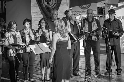 Andalusian Choir Darling Harbour